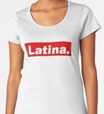 Latina Women's Premium T-Shirt