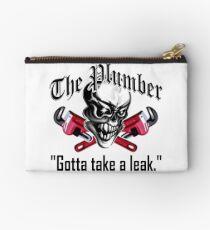 Plumber Skull 5: Gotta Take a Leak Studio Pouch