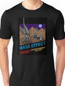 NEStalgia: Mass Effect Unisex T-Shirt