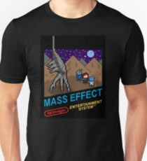 NEStalgia: Mass Effect - FemShep Version T-Shirt