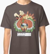 Wild Ho-Oh Appeared! Classic T-Shirt