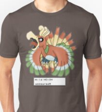 Wild Ho-Oh Appeared! Unisex T-Shirt