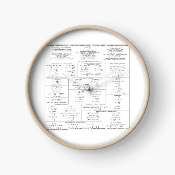Physics, Education, Fancy, phantasy, fantasia, idea, illusion, delusion Clock