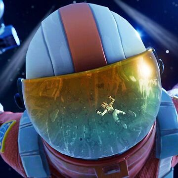 Battle Royale Astronaut Art by weheartdogs