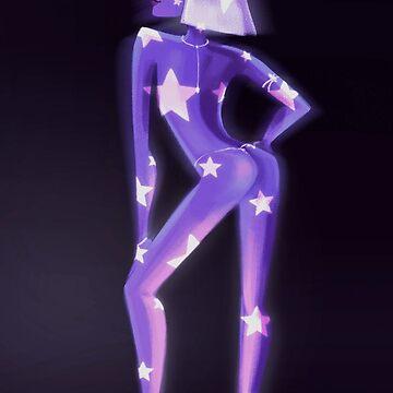 Lady star! by Marsill