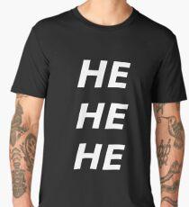 hehehe Men's Premium T-Shirt