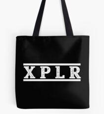 XPLR - Sam & Colby Tote Bag