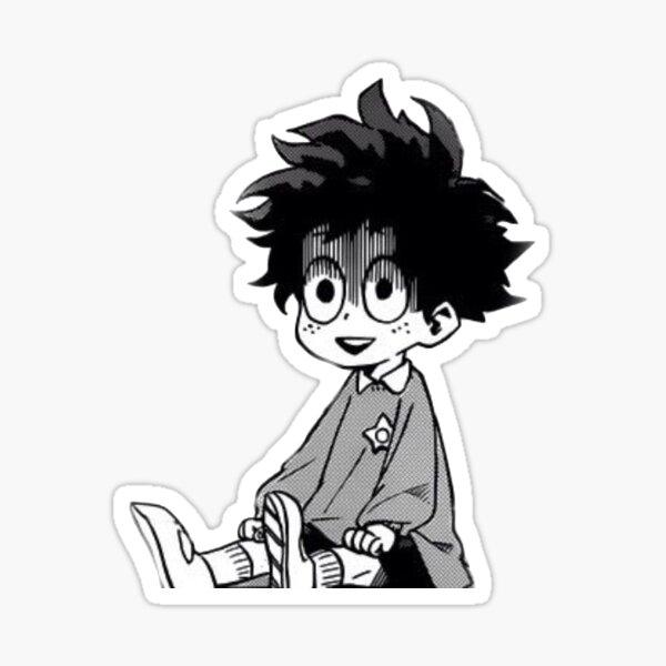 Im sorry Izuku Sticker