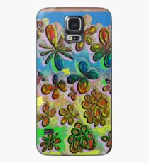 Love in the Flowers  Case/Skin for Samsung Galaxy
