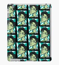 Renjun graphic novel GO iPad Case/Skin