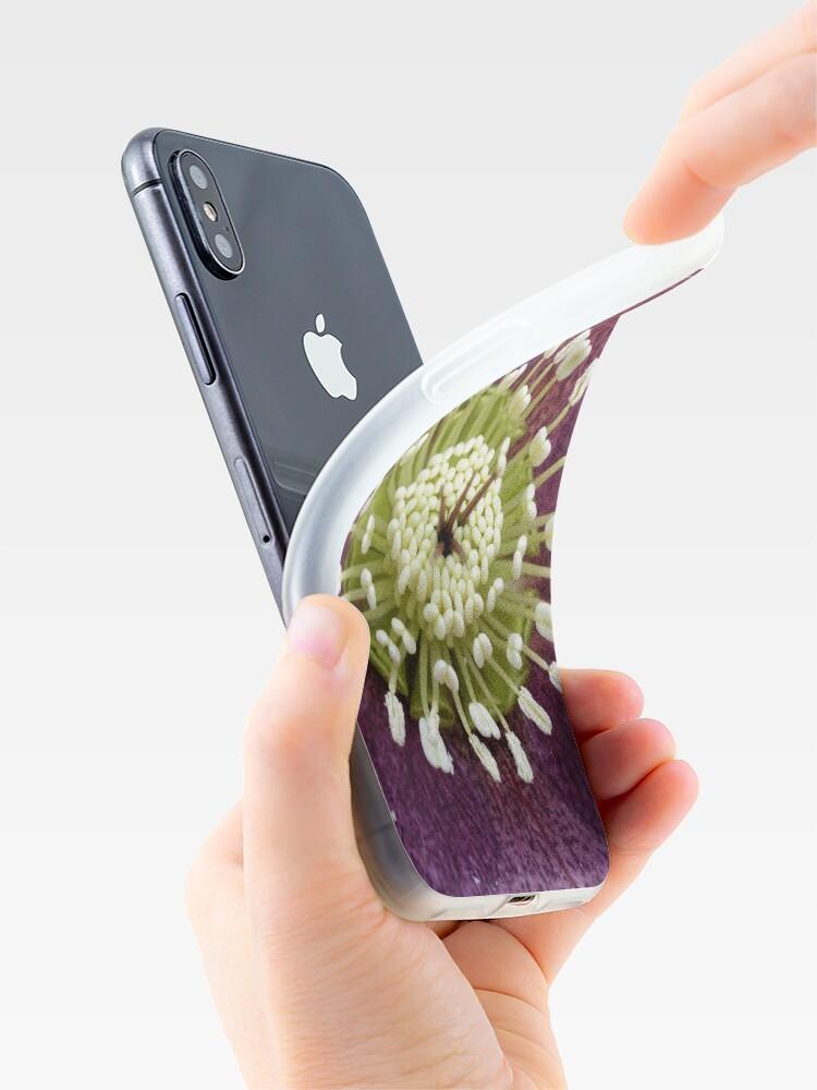 Alternate view of Helleborus iPhone Case & Cover