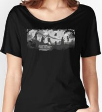 THE Mashup Women's Relaxed Fit T-Shirt