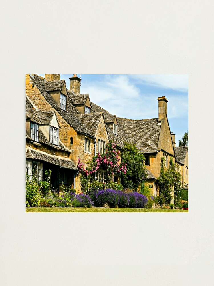 Alternate view of Jewel of the Cotswolds  Photographic Print