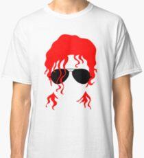 MJ sunglasses silhouette Classic T-Shirt