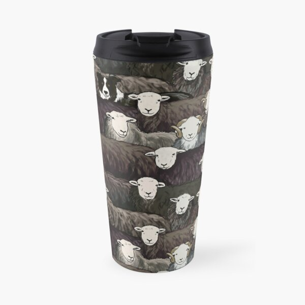 Herdwicks Travel Mug