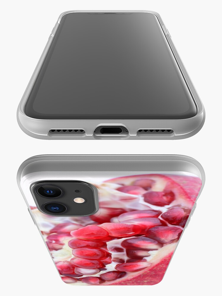 Alternate view of Pomegranate iPhone Case & Cover
