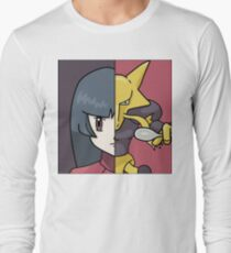 Saffron City Gym Long Sleeve T-Shirt