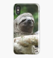 3 Toed Sloth iPhone Case