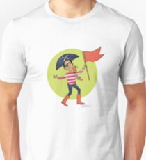 Pirate Boy Unisex T-Shirt