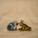 Kiss the Frog by Ardisrawr