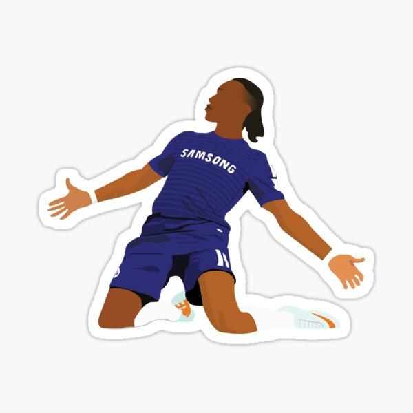 Drogba (Chelsea) Sticker