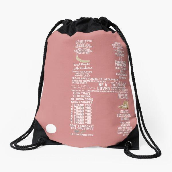 .h Drawstring Bag