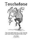 TOUCHSTONE by Matt Gourley