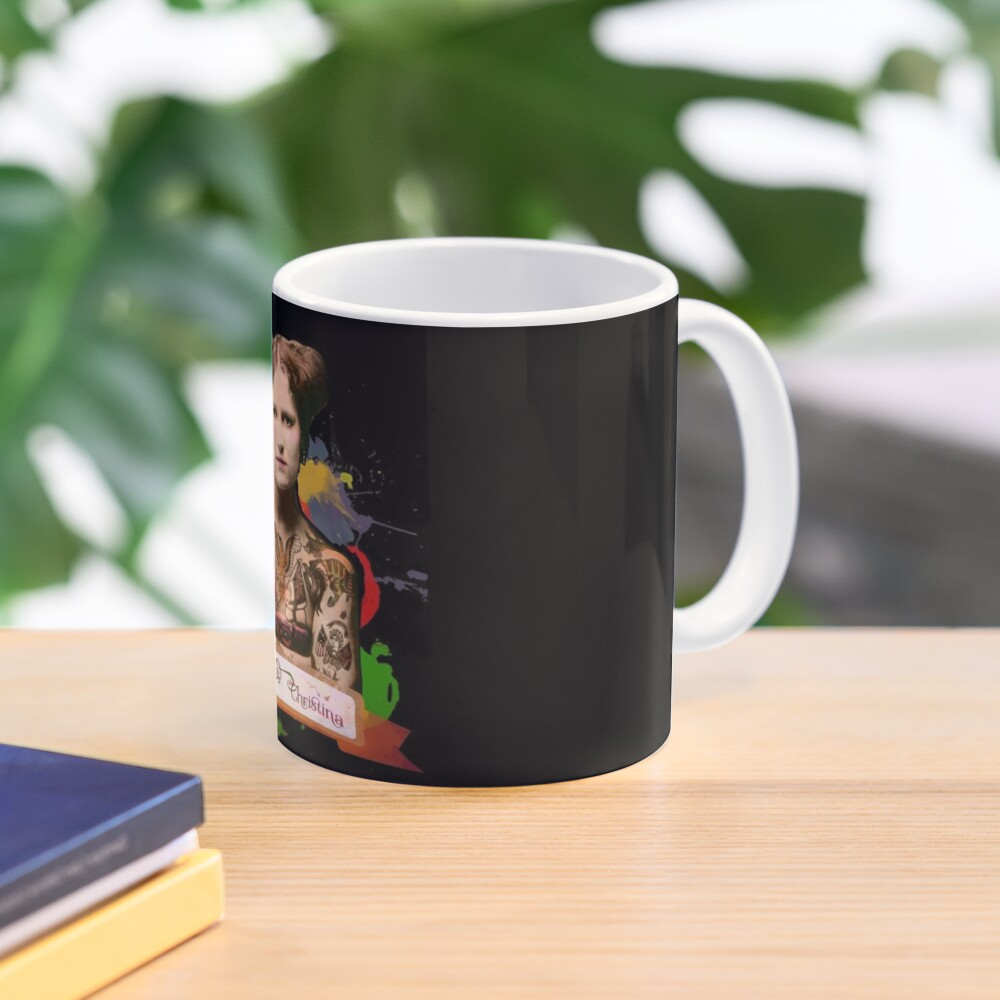 Princess Christina (The Tattooed lady) - The Britannia Panopticon Mug