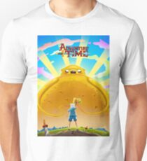 Adventure Time with Finn and Jake Unisex T-Shirt