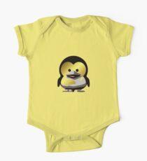 Linux Baby Tux d'Or Kids Clothes