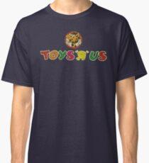 "Toys ""Я"" Us Vintage 1986 Classic T-Shirt"