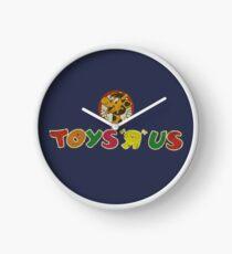 """Toys """"Я"""" Us Vintage 1986 Clock"""