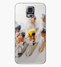 Cyclists 1 Case/Skin for Samsung Galaxy