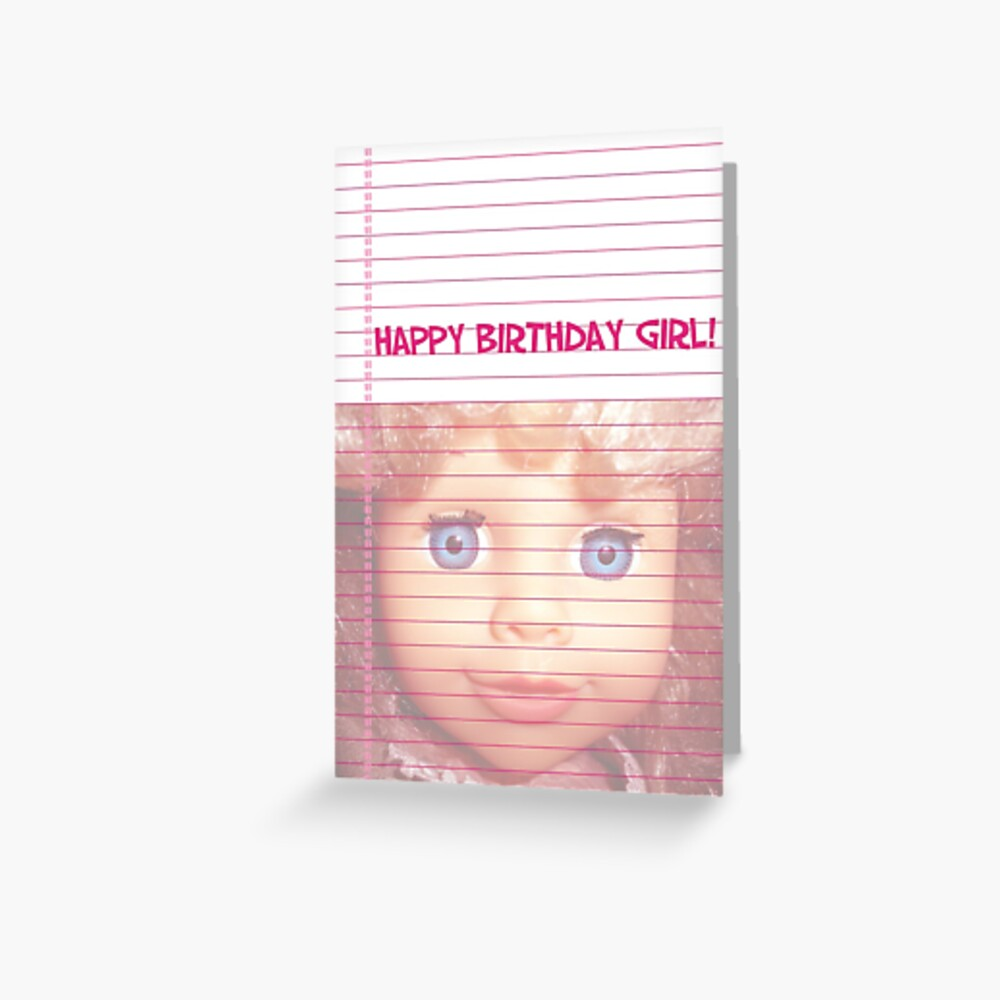 Card: Birthday Greeting Card