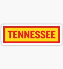 Tennesse Sticker