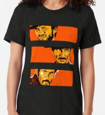 The Good, the Bad and the Ugly - Cinema  Tri-blend T-Shirt