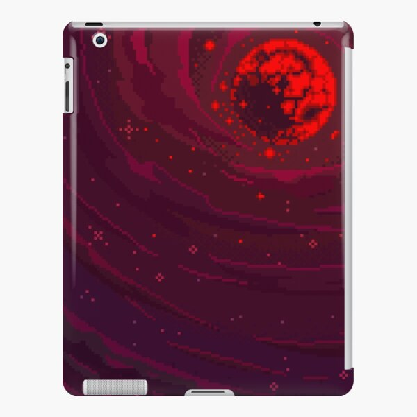 Shattered Blood Moon  iPad Snap Case