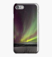 Aurora Borealis, Alaska iPhone Case/Skin