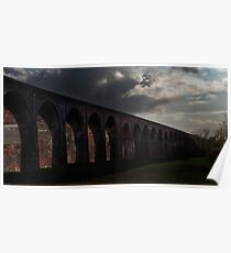 Whalley Viaduct Poster