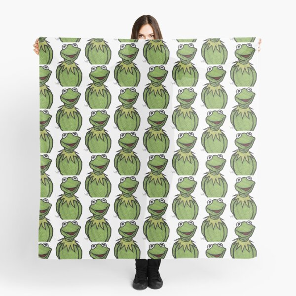 Kermit the Frog Scarf