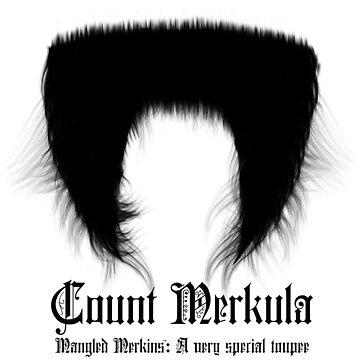 Mangled Merkins: Count Merkula by ProfThropp