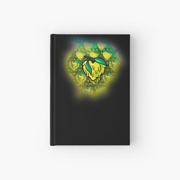 Lemon Love Hardcover Journal