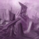 Randomscape Purple by itsmidnight