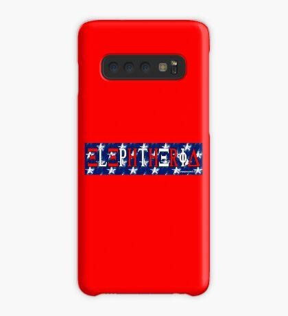ELEPHTHERIA Case/Skin for Samsung Galaxy