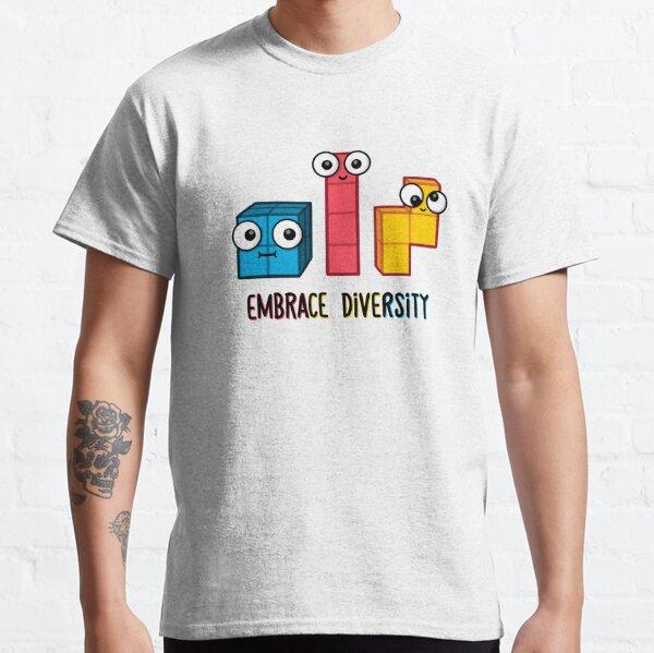 Embrace Diversity Classic T-Shirt