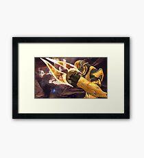 thel'vadamee supreme commander Framed Print