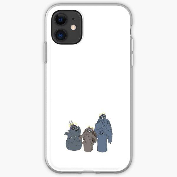 Gargoyles  iPhone Soft Case
