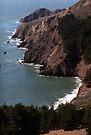 Coastline G G National Rec. Area by John Schneider