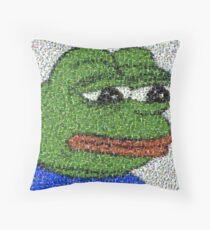 Cojín Triste collage de Pepe