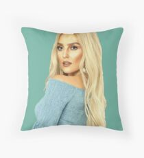 Perrie Manip Throw Pillow